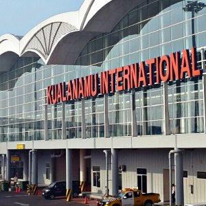 KUALANAMU INTERNATIONAL AIRPORT, MEDAN