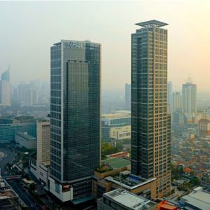 KERATON & TOWER PLAZA INDONESIA, JAKARTA