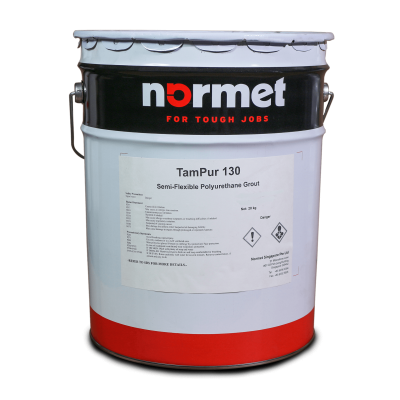 Mr Safety - Normet TamPur 130 depan 1